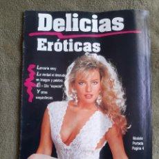 Catálogos publicitarios: CATALOGO EROTICO REGINA ROBERTS SL. Lote 285750863