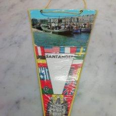 Catálogos publicitarios: BANDERÍN, SANTANDER. Lote 289893378