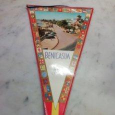 Catálogos publicitarios: BANDERÍN DE BENICASIM. Lote 289893783
