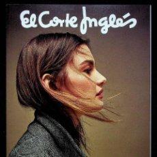 Catálogos publicitarios: EL CORTE INGLÉS- EMPIEZA EL OTOÑO CREA EL TUYO. CONDE NAST.. Lote 292134473