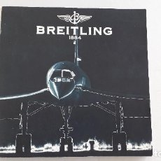 Catálogos publicitarios: CATALOGO RELOJES BREITLING, 2003. Lote 295712313