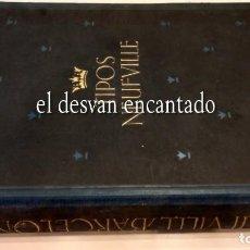 Catálogos publicitarios: TIPOS NEUFVILLE. BARCELONA. GRAN CATÁLOGO TIPOGRÁFICO. H. 1920. IMPRENTA. PESO: 2060 GR. Lote 295719243