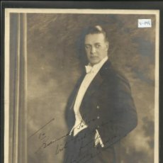 Cine: HUNTLEY GORDON - AUTOGRAFO - MEDIDAS 19 X 24 CM -(V-198). Lote 40430307