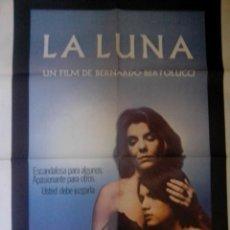 Kino - bernardo bertolucci autografo no impreso en poster original La Luna film - 54827826
