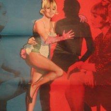 Kino - rocio durcal autografo no impreso en poster original Cristina Guzman 70x100 - 57530199