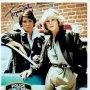 AUTOGRAFO ORIGINAL DE TYNE DALY ACTRIZ DE LA FAMOSA SERIE CAGNEY & LACEY DE LOS AÑOS 80