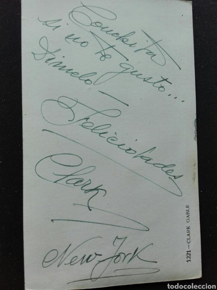 Cine: Clark Gable autobiography - Foto 2 - 83318683