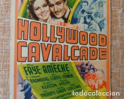 Cine: Autograph Alice Faye in the film Cavalcade, Hollywood - Foto 2 - 89319528