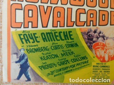Cine: Autograph Alice Faye in the film Cavalcade, Hollywood - Foto 4 - 89319528