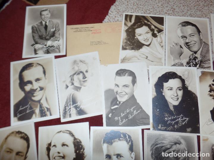 Cine: Lote Fotos Hollywood años 30 y 40 - Foto 2 - 103871067
