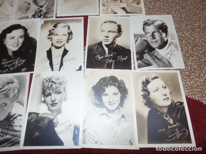 Cine: Lote Fotos Hollywood años 30 y 40 - Foto 4 - 103871067