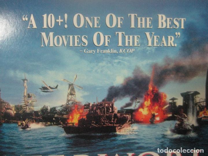 Cine: PELICULA WATERWORLD EN DOBLE LASERDISC FIRMADA A MANO POR EL ACTOR KEVIN COSTNER EN 1995,PIEZA UNICA - Foto 8 - 108552011