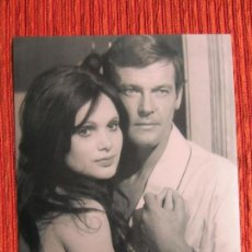 Cine: MADELINE SMITH.JAMES BOND OO7.FIRMA AUTÓGRAFO ORIGINAL. CERTIFICADO DE AUTENTICIDAD. Lote 115243963