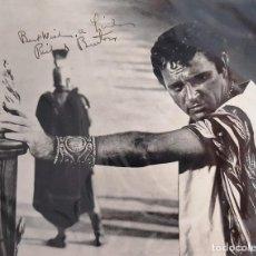 Cine: AUTÓGRAFO RICHARD BURTON (1925-1984). Lote 124220139
