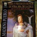 Cine: AUTOGRAFO IMPERIO ARGENTINA EN CARTEL DE ANTONIO MONTIEL. Lote 128476355