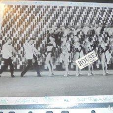 Cine: THE CARAVELLES DE MARLEY-BROWNE - VEDETTES - FOTOGRAFIA AÑOS 60 , CON AUTOGRAFOS ORIGINALES DE LAS V. Lote 136604766