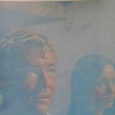 Cine: PETER O' TOOLE AUTOGRAFO 20 X 25 ACTOR FILM LAWRENCE DE ARABIA. Lote 137273210