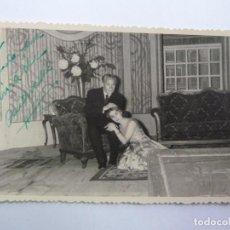 Cine: FOTOGRAFÍA DEDICADA Y FIRMADA POR LA ACTRIZ MARÍA DE ANDRADE. AÑOS 1960 (13,5 X 8,5 CM). Lote 137980942