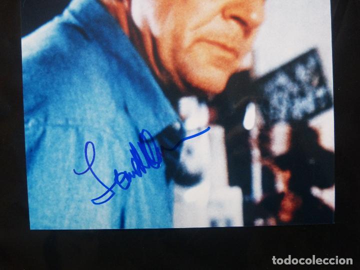 Cine: Autografo de TOM WILKINSON firma el retrato de 8x10 REPRO 2002 - Foto 2 - 141151354