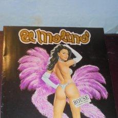 Cine: TEATRO - EL MOLINO ¡¡HAY QUE REIR !! PROGRAMA 1984 , CON DEDICATORIAS AUTOGRAFAS ORIGINALES A TINTA . Lote 155768002