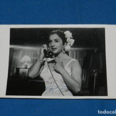 Cine: (M) LOLA FLORES - FOTOGRAFIA AUTOGRAFIADA ORIGINAL, 18 X 12 CM, SEÑALES DE USO. Lote 162167766