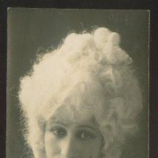 Cine: AUTÓGRAFO *MARINA TORRES (SANT VICENÇ DE CASTELLET 1901-1967)* FOTO *VANDEL, MADRID* FECHADA 1926.. Lote 176285315
