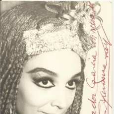Cine: ESPERANZA ROY. FIRMA, AUTÓGRAFO ORIGINAL. FOTOGRAFÍA DEDICADA. 14X9 CM. BUEN ESTADO. EGIPTO.. Lote 176481843
