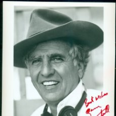 Cine: AUTOGRAFO ORIGINAL DEL DIRECTOR GARRY MARSHALL (1934-2016) CON CERTIFICADO DE AUTENTICIDAD.. Lote 178372040