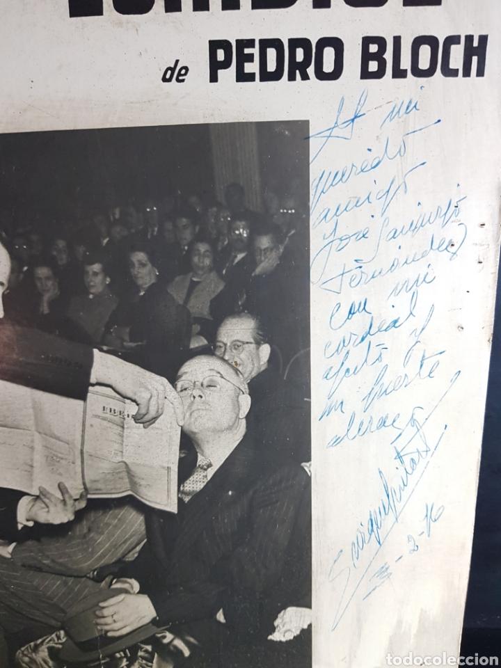 Cine: Anuncio de obra de teatro dedicada y firmada Por Enrique Guitart (actor) - Foto 3 - 180232510
