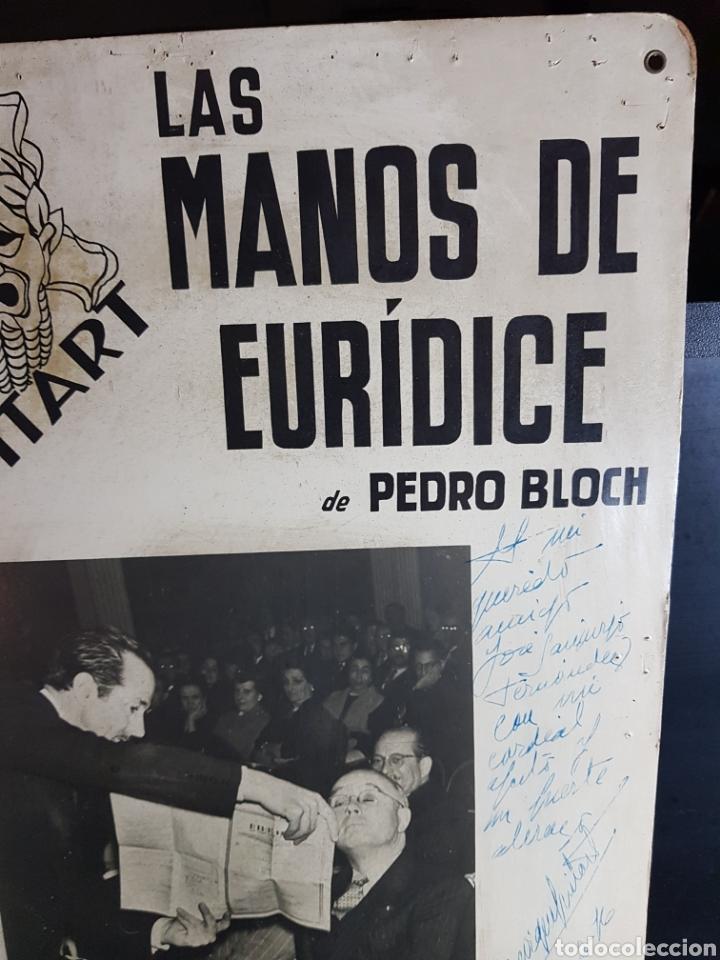 Cine: Anuncio de obra de teatro dedicada y firmada Por Enrique Guitart (actor) - Foto 7 - 180232510