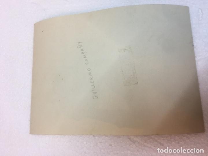 Cine: EXCELENTE FOTOGRAFIA AUTOGRAFO ORIGINAL ARTISTA MARUJITA DIAZ, CIFESA CA.1940, 12X16 CMTS, EXCELENTE - Foto 3 - 182666581