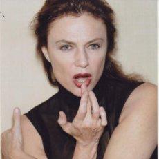 Cine: JACQUELINE JACKIE BISSET FOTO FIRMADA AUTOGRAFO ORIGINAL HAND SIGNED 20X15CM SEXY PHOTO. Lote 185708941