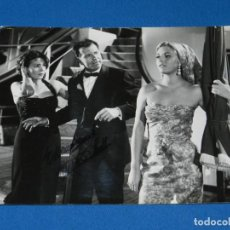 Cine: (M) CARMEN SEVILLA - FOTOGRAFIA AUTOGRAFIADA ORIGINAL, 24 X 18 CM, SEÑALES DE USO. Lote 189338392