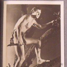 Cine: ÁLBUM AUTÓGRAFOS ESTRELLAS HOLLYWOOD AÑOS 40. JOHNNY WEISSMÜLLER, GLEN FORD, BING CROSBY, ETC.. Lote 189938211