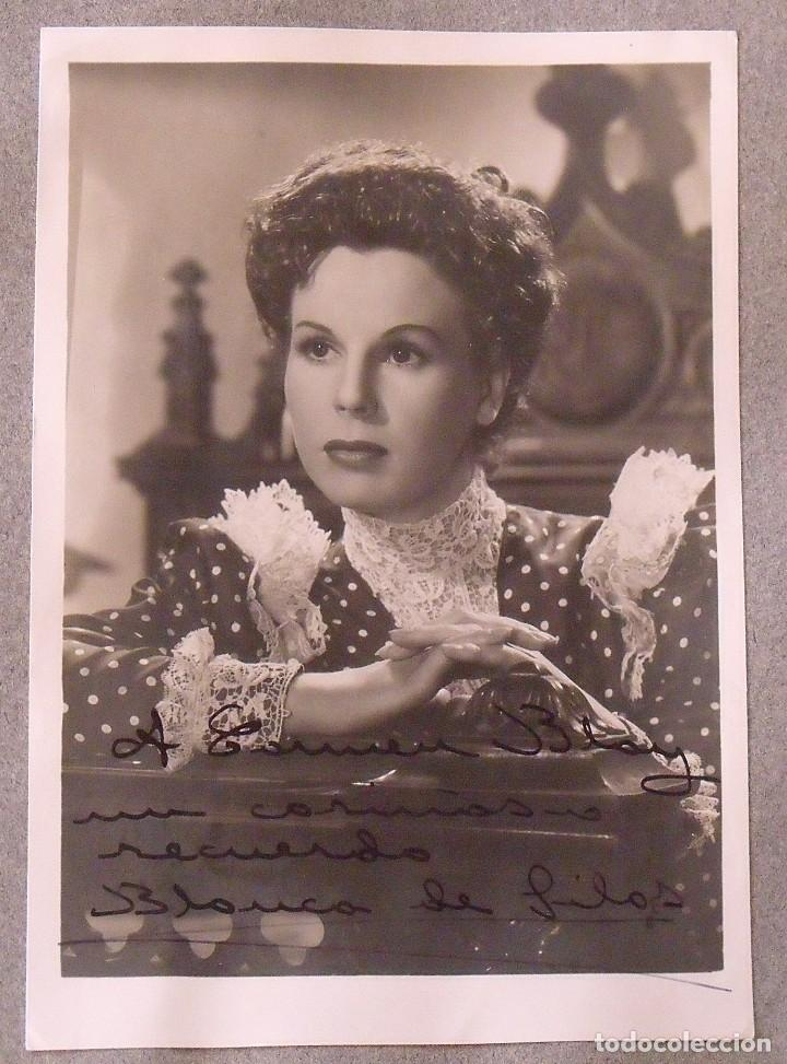Cine: Álbum autógrafos estrellas Hollywood años 40. Johnny Weissmüller, Glen Ford, Bing Crosby, etc. - Foto 30 - 189938211