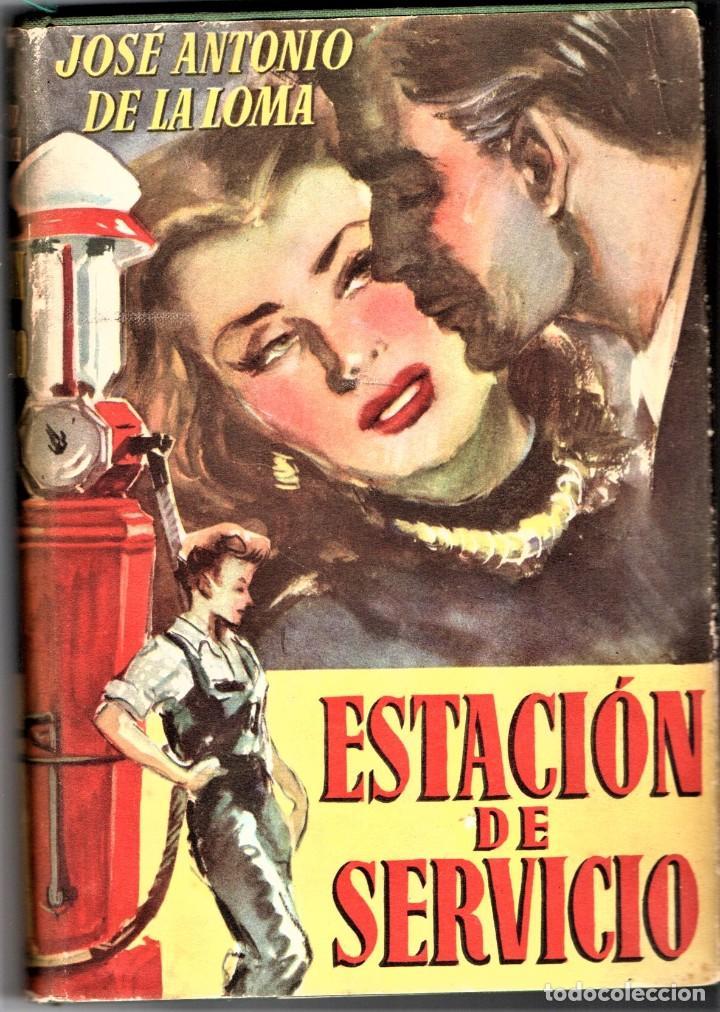 Cine: CINE ESPAÑOL,LIBRO CON DEDICATORIA Y AUTOGRAFO DEL DIRECTOR Y GUIONISTA JOSE ANTONIO DE LA LOMA,1952 - Foto 2 - 190016723