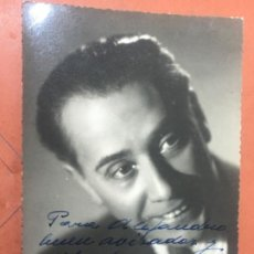 Cine: ANTIGUO AUTÓGRAFO ORIGINAL ARTISTA ACTOR ACTRIZ. Lote 190219648