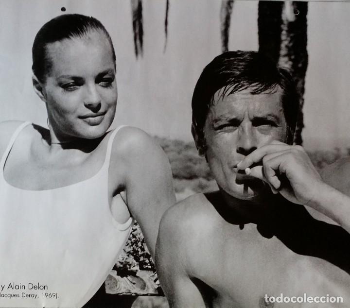 Cine: Joseph L. Mankiewicz, AUTOGRAFO enmarcado con lámina / 36 laminas Historia del Cine, 1984 - Foto 20 - 190339346