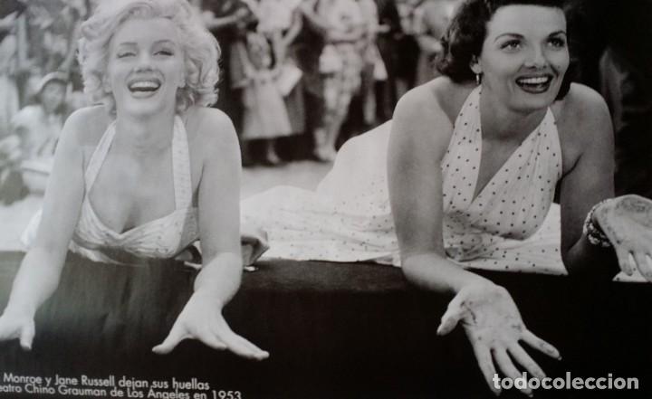Cine: Joseph L. Mankiewicz, AUTOGRAFO enmarcado con lámina / 36 laminas Historia del Cine, 1984 - Foto 22 - 190339346