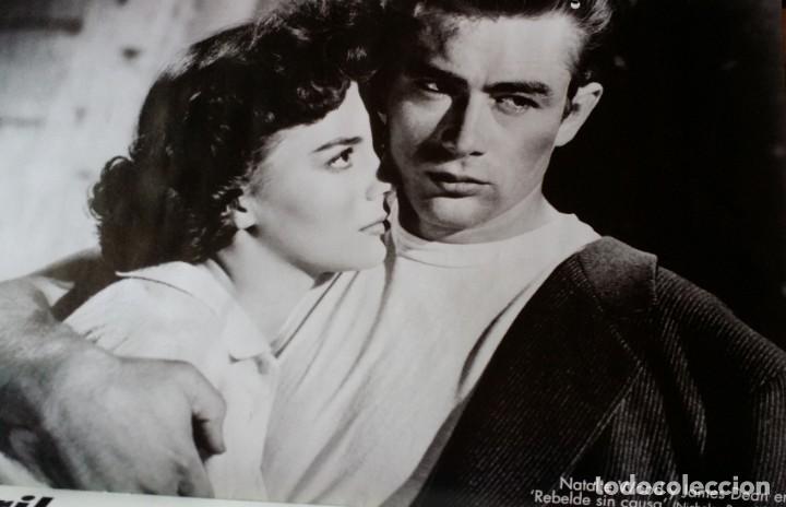 Cine: Joseph L. Mankiewicz, AUTOGRAFO enmarcado con lámina / 36 laminas Historia del Cine, 1984 - Foto 23 - 190339346