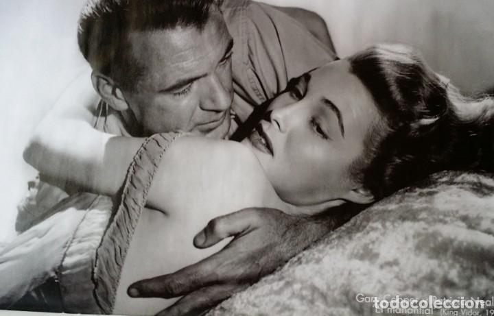 Cine: Joseph L. Mankiewicz, AUTOGRAFO enmarcado con lámina / 36 laminas Historia del Cine, 1984 - Foto 24 - 190339346