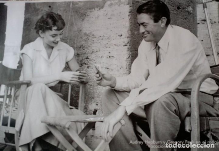 Cine: Joseph L. Mankiewicz, AUTOGRAFO enmarcado con lámina / 36 laminas Historia del Cine, 1984 - Foto 27 - 190339346