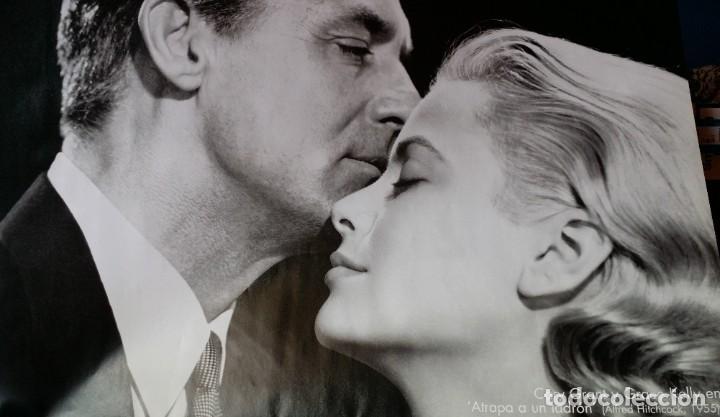 Cine: Joseph L. Mankiewicz, AUTOGRAFO enmarcado con lámina / 36 laminas Historia del Cine, 1984 - Foto 11 - 190339346