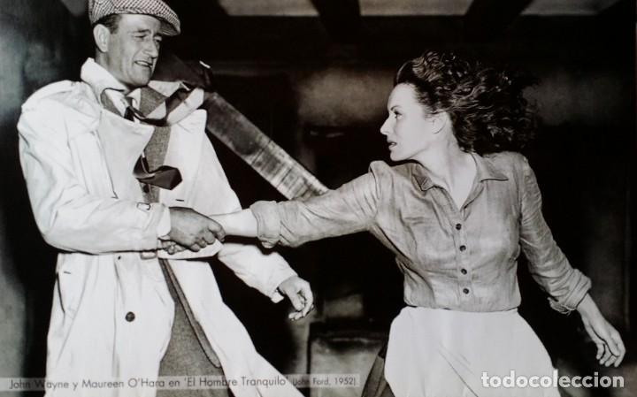 Cine: Joseph L. Mankiewicz, AUTOGRAFO enmarcado con lámina / 36 laminas Historia del Cine, 1984 - Foto 15 - 190339346