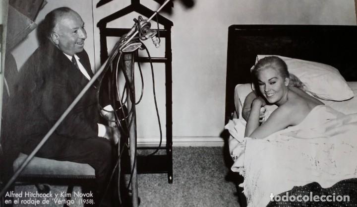 Cine: Joseph L. Mankiewicz, AUTOGRAFO enmarcado con lámina / 36 laminas Historia del Cine, 1984 - Foto 16 - 190339346
