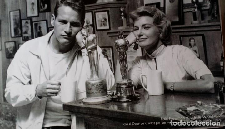 Cine: Joseph L. Mankiewicz, AUTOGRAFO enmarcado con lámina / 36 laminas Historia del Cine, 1984 - Foto 10 - 190339346