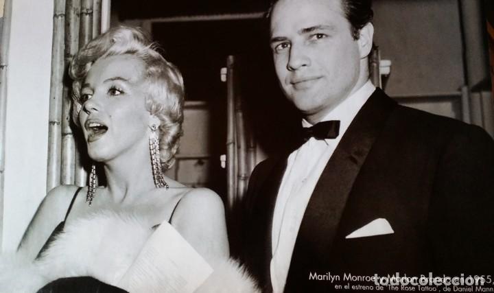 Cine: Joseph L. Mankiewicz, AUTOGRAFO enmarcado con lámina / 36 laminas Historia del Cine, 1984 - Foto 32 - 190339346