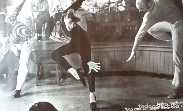 Cine: Joseph L. Mankiewicz, AUTOGRAFO enmarcado con lámina / 36 laminas Historia del Cine, 1984 - Foto 34 - 190339346