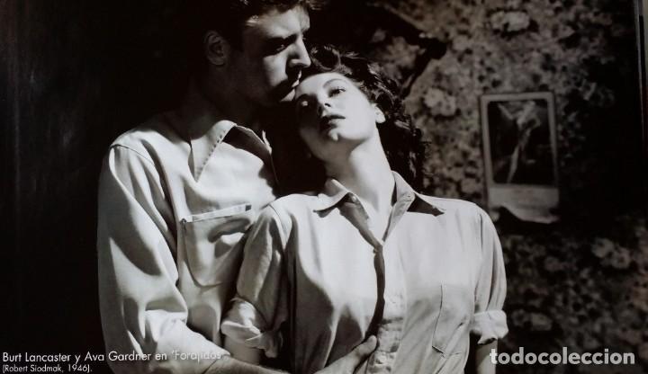 Cine: Joseph L. Mankiewicz, AUTOGRAFO enmarcado con lámina / 36 laminas Historia del Cine, 1984 - Foto 26 - 190339346