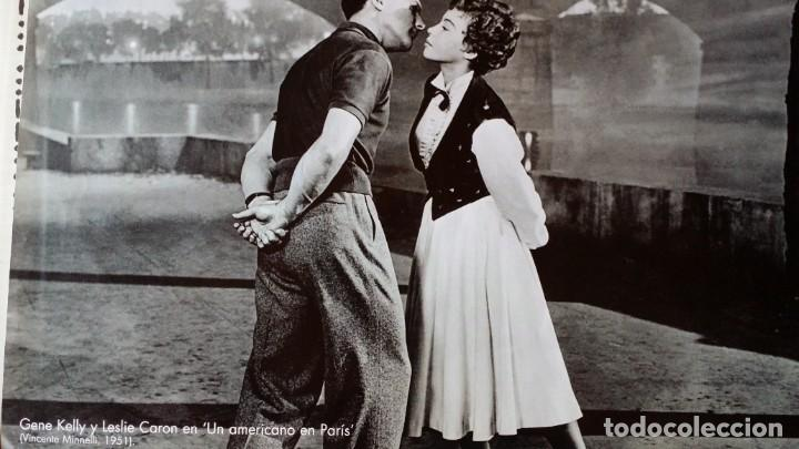Cine: Joseph L. Mankiewicz, AUTOGRAFO enmarcado con lámina / 36 laminas Historia del Cine, 1984 - Foto 29 - 190339346
